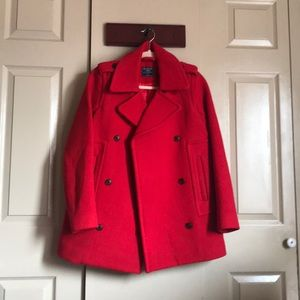 Abercrombie and Fitch Pea Coat